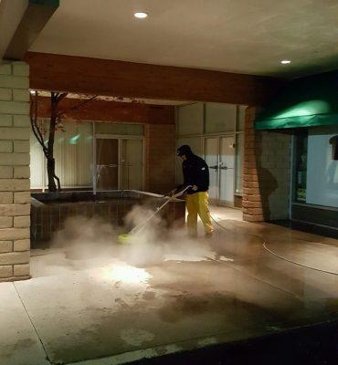 steamworks pressure washing commercial reno sparks nevada
