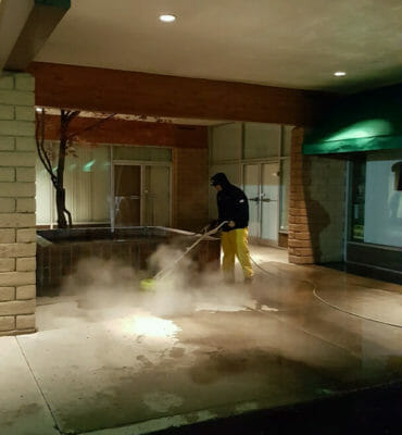 steamworks pressure washing commercial reno sparks nevada